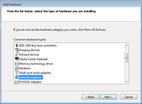 how to allow ms loopback in windows 10